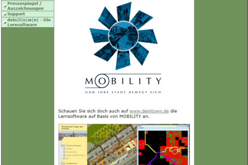Mobility Website