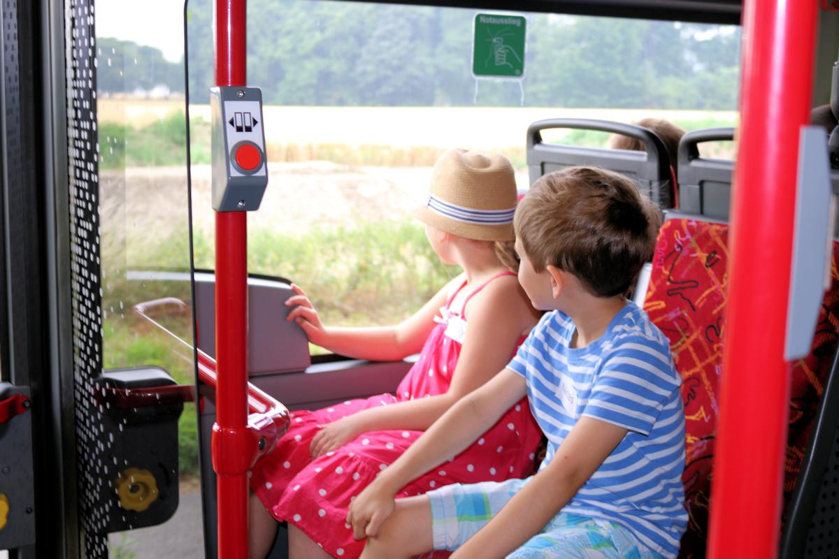 Freie Fahrt für Kinder - Vestische Straßenbahnen GmbH